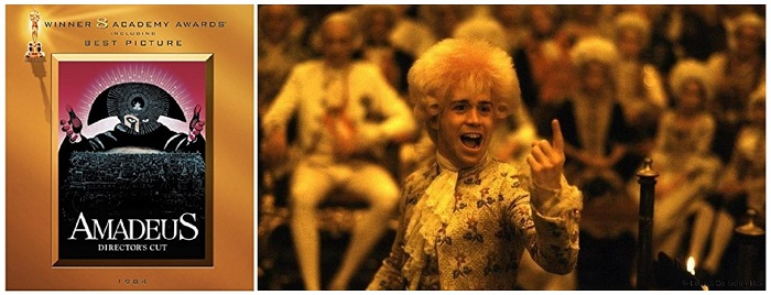 Amadeus by Award Winning Czech Director Miloš Forman