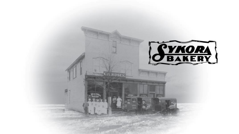 Sykora Bakery in Czech Village, Cedar Rapids, Iowa