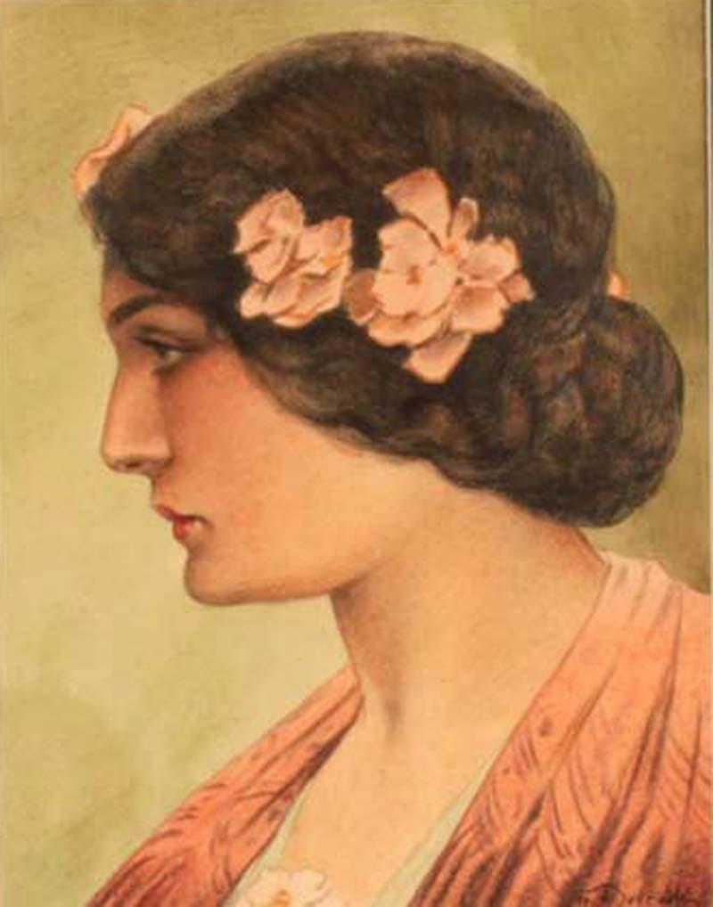 Bohemian Beauties of František Dvořák