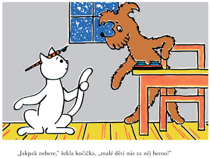 All-About-Doggie-and-Pussycat-A-Czech-Classic-of-Children's-Literature-Tres-Bohemes-4