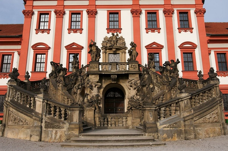 Troja-Chateau-Castle-Prague