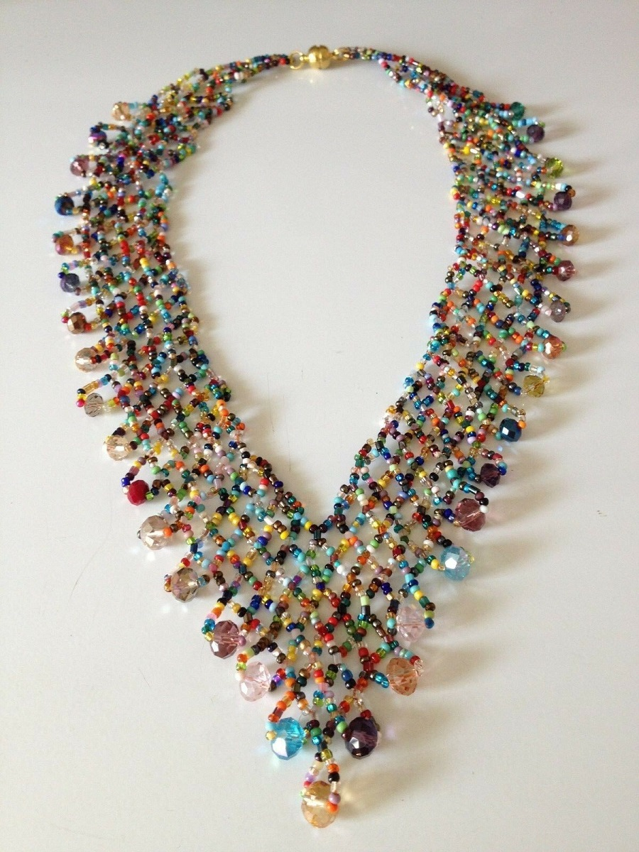 Gorgeous Czech Glass Bead Necklaces