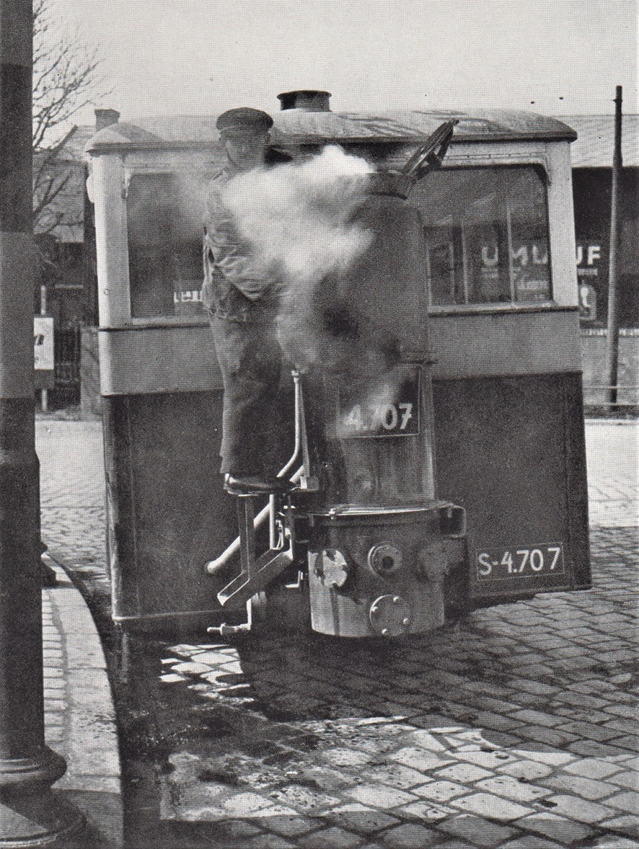 SOME BRATISLAVA BUSES BURN CHARCOAL INSTEAD OF OIL.