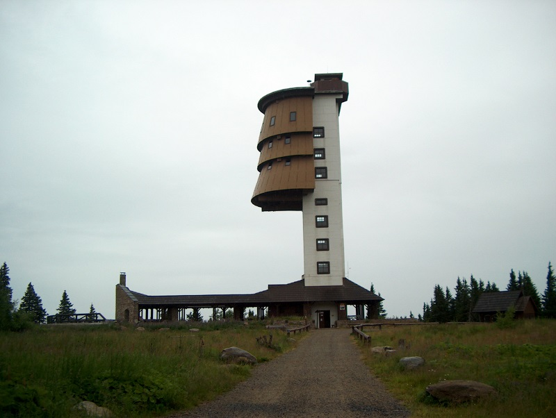 Poledník Lookout Tower
