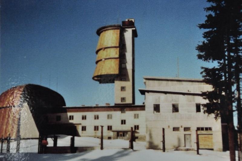 Poledník military facility