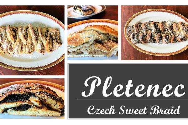 Pletenec or Czech Sweet Braid Done Two Ways