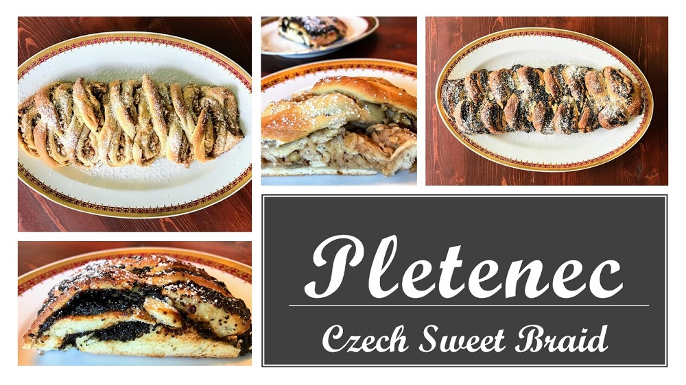 Pletenec or Czech Sweet Braid Done Two Ways