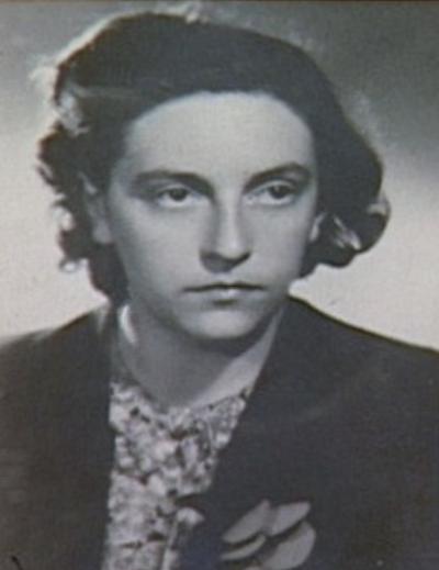 Věra Láska, the 15 Year Old Czechoslovakian Girl on the Nazis' Most Wanted List