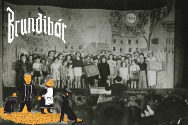 76 Years Ago Today the Brundibar Opera in the Terezin Ghetto