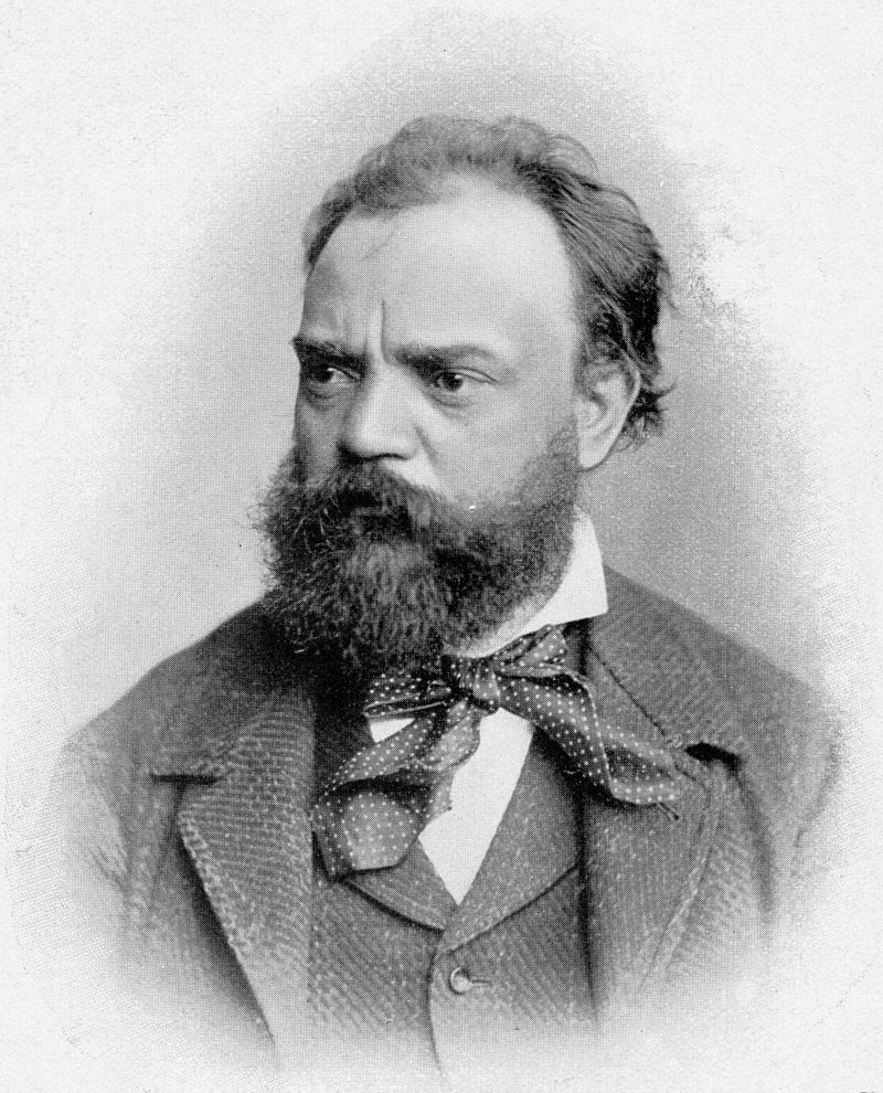 Antonin Dvorak and his Recorded Works