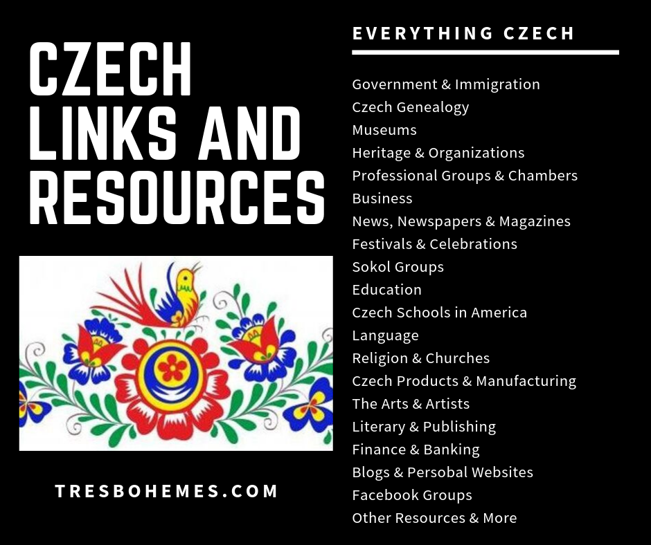 Czech Links and Resources