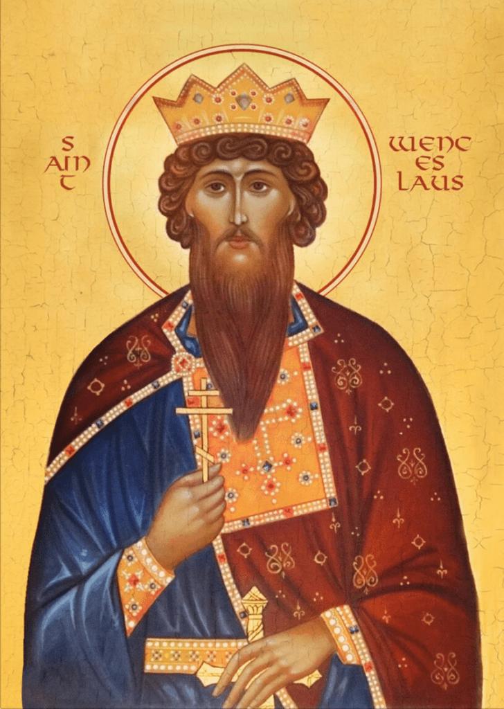 Saint Wenceslas (Sv. Václav) King and Martyr | Everything Czech by  TresBohemes.com