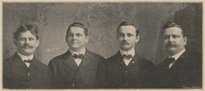 A Brief History of the Early Bohemians of Chicago
