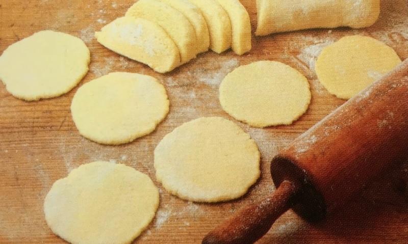 Potato Flatcakes or Bramborové Placky