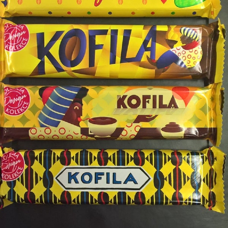 Czech Christmas Chocolate Collections