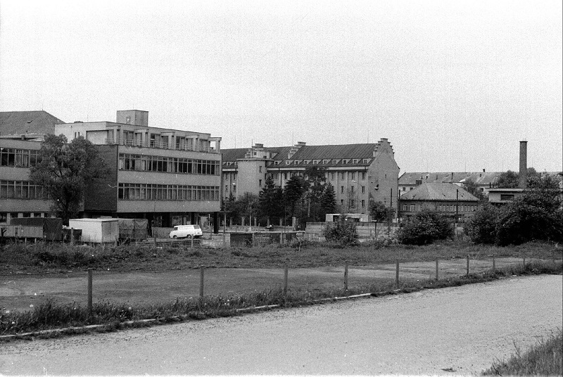 Time Travel to Jihlava in 1982
