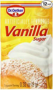 Vanilla Sugar - Czech-style