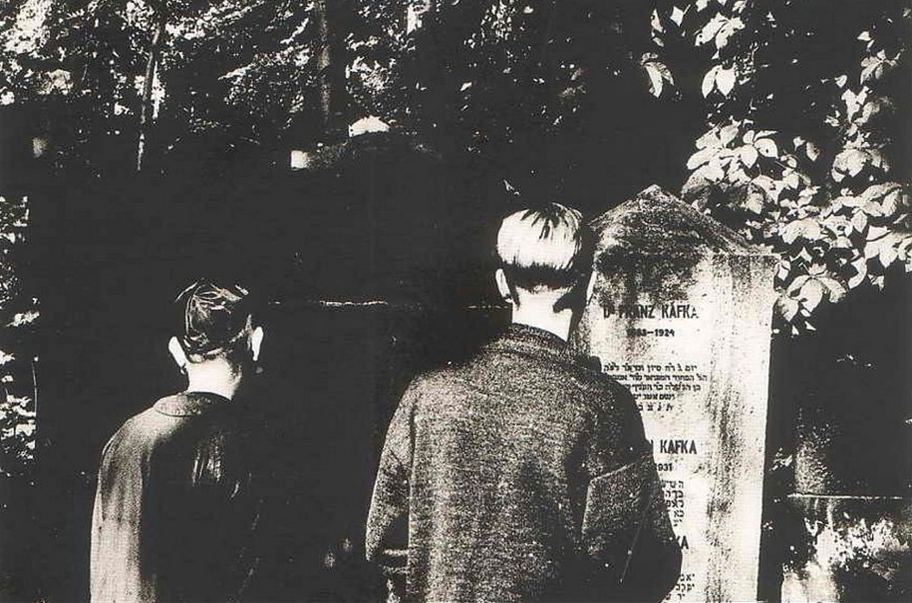 Depeche Mode Exploring Prague in 1988