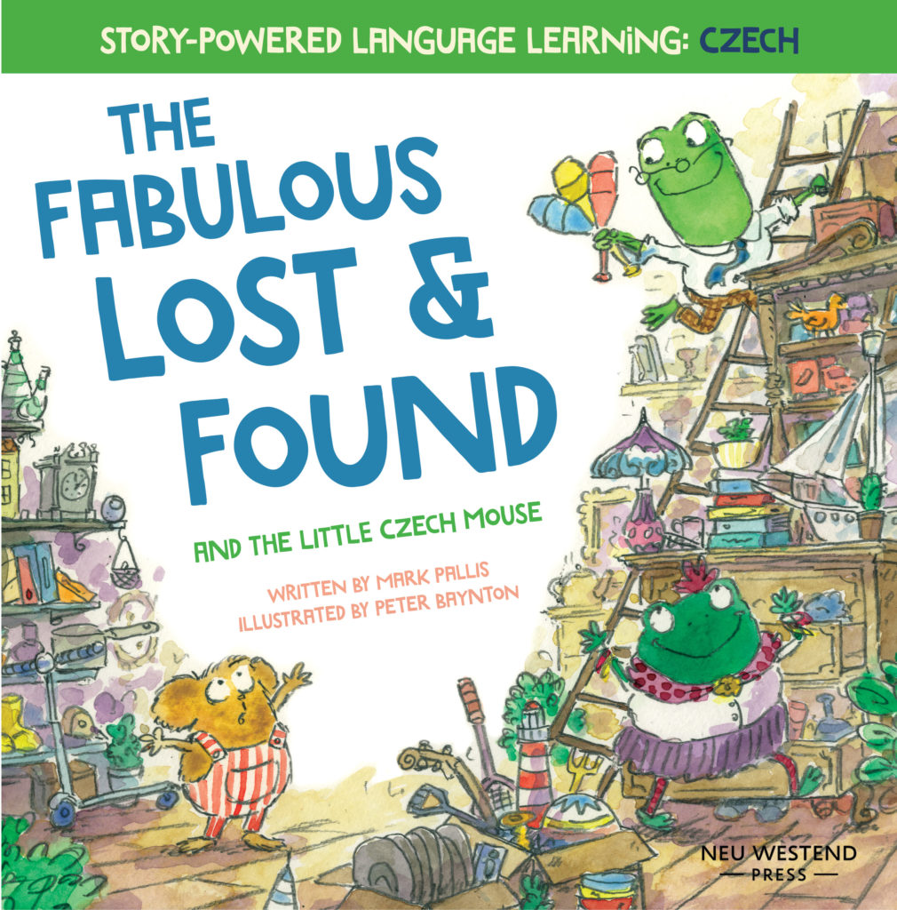 The Fabulous Lost and Found and the Little Czech Mouse
