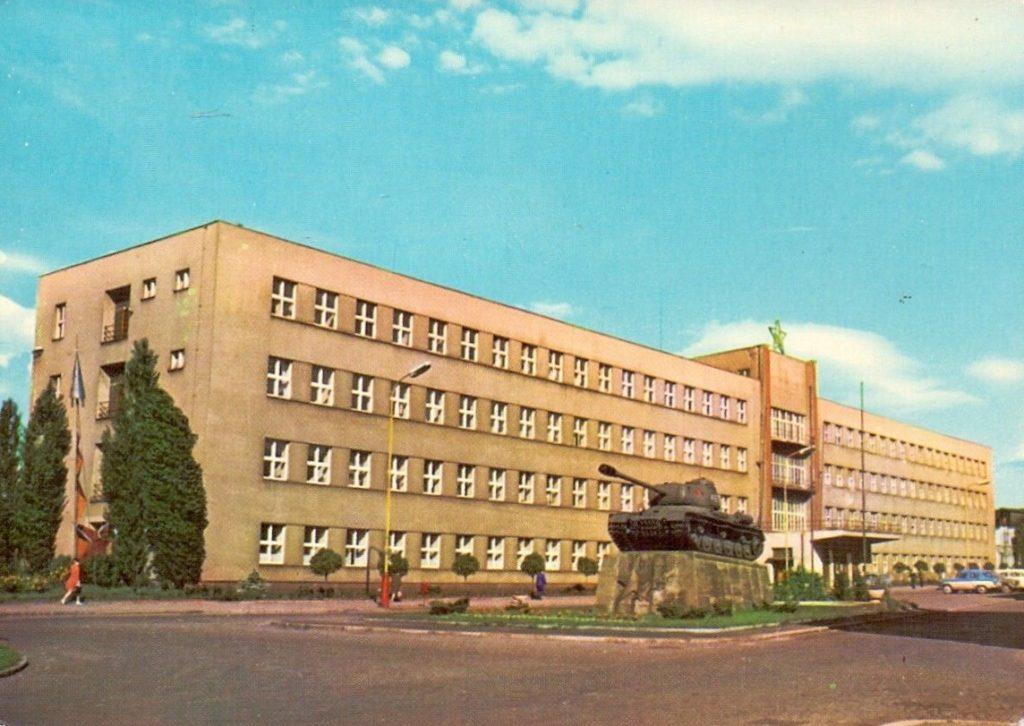 Strange Postcards from the Communist Era
