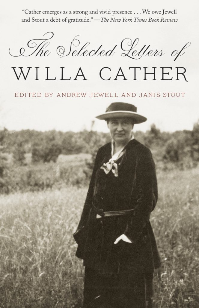Willa Cather and Her Love of Czechs