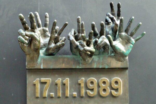 Velvet Revolution Monument