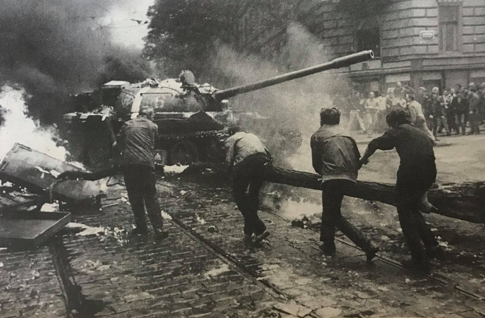 A Death to Remember - Czechoslovakian Invasion