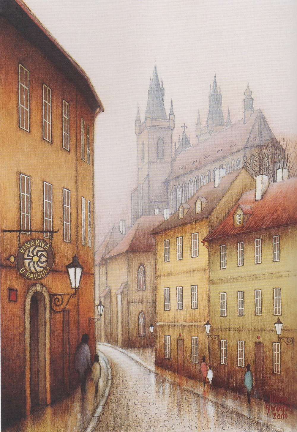 Prague by Ivan Svatoš