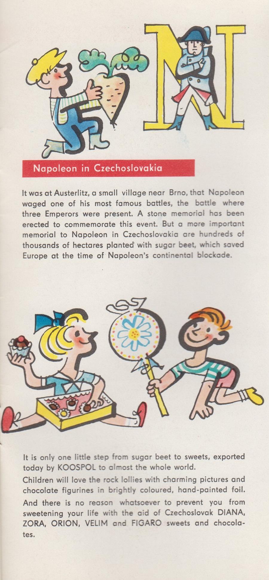 World Famous Recipes of Czechoslovak Specialties
